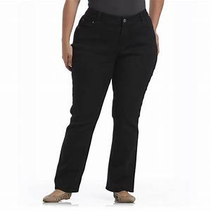 Black Bootcut Jeans Womens - Oasis amor Fashion