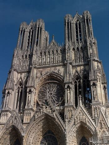 French Gothic Architecture Features & Characteristics