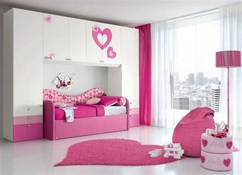 20 Best Modern Pink Girls Bedroom TheyDesignnet