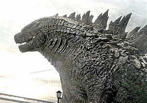 "Japanese fans: New American Godzilla is ""too fat"" 
