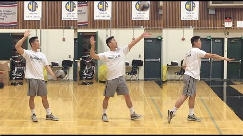 Float Serve  How To Serve A Volleyball Tutorial (part 13