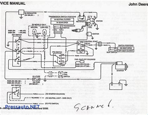 engine wiring deere ignition switch diagram engine