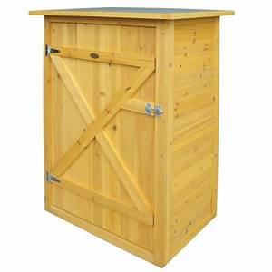 Armoire De Jardin Ikea : habau 3103 armoire de jardin avec toit plat notre si cle ~ Teatrodelosmanantiales.com Idées de Décoration