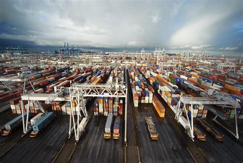 le port de rotterdam rotterdam port voyages cartes