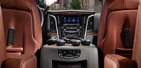 2019 Cadillac Escalade Interior by 2019 Escalade Suv Esv Photo Gallery Cadillac