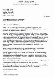 Gallery of muster f r initiativbewerbung anschreiben for Muster initiativbewerbung b u00fcrokauffrau