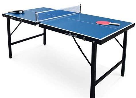 Avis clients Table de ping pong tout temps ou table de