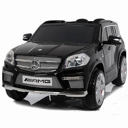 Benz Ride Mercedes Toy Gl Drive Children