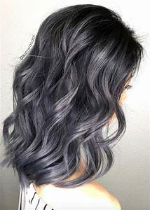 Silver Hair Trend 51 Cool Grey Hair Colors Tips For