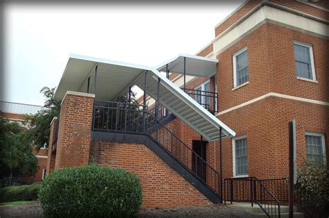 dac architectural aluminum walkway covers canopies