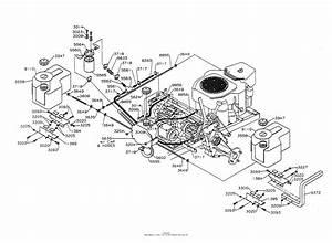 Dixon Ztr 5601  1997  Parts Diagram For Fuel  Hydro Tanks