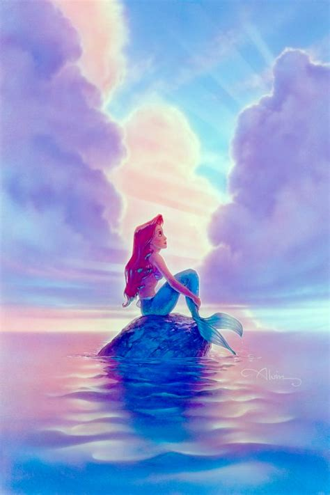 HD wallpapers little mermaid wallpaper for iphone