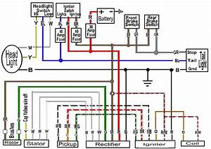 Yamaha Xt 200 Wiring Diagram  U2022 Wiring Diagram For Free