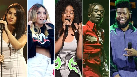 Who Will Win The Best New Artist Award