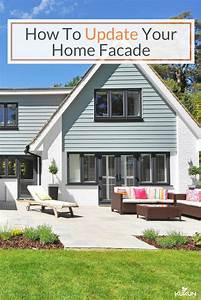 House, Facade, How, To, Bring, It, To, Life, And, Increase, Your, Home, U0026, 39, S, Value