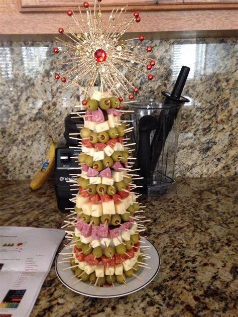 christmas tree appetizer christmas food ideas pinterest