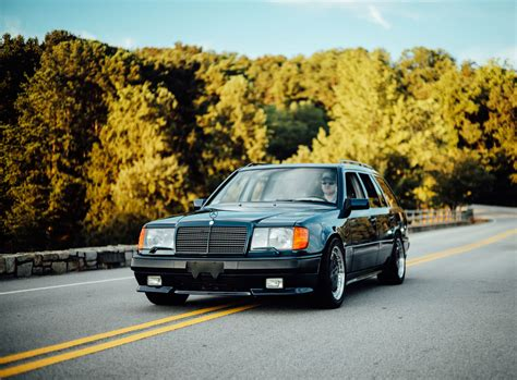 mercedes benz amg hammer classic wagon hagerty articles