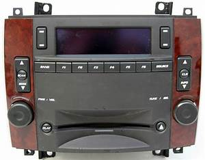 2005 Fm Stereo Cd Player