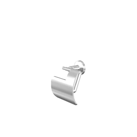 toilet paper 3d metal toilet paper holder 3d model obj cgtrader