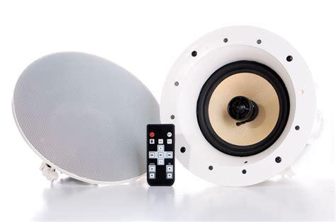Bluetooth Ceiling Mount Speakers Ceiling Design Ideas