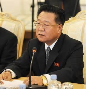 Kim Jong Un Father