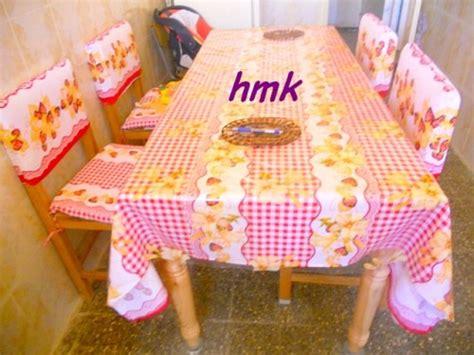 nappe de cuisine ensemble cuisine quot housse pour chaise et nappe quot le d hmk