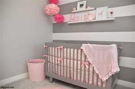 chambre bb fille decoration chambre de fille bebe visuel 9