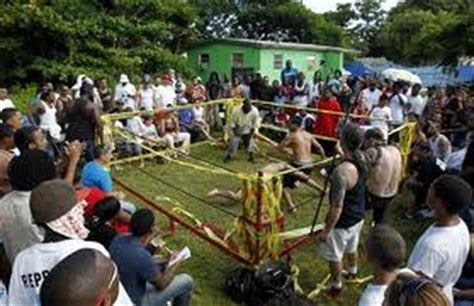 Dada 5000 Backyard Fights by Back Yard Bkb With Dada 5000 The History Of Bareknuckle