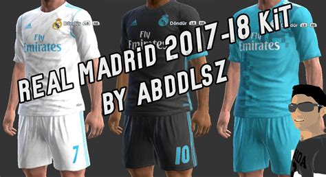 Kit real madrid pes 2015/2016/2017 png from 1.bp.blogspot.com new kit real madrid adidas digital 4th 2018. PES 2013 Real Madrid Kits 2017-18 by AbdDlsz - PES Patch