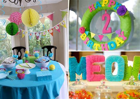 idee decoration anniversaire bebe