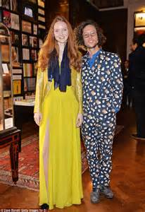 lily cole kwame ferreira lily cole makes rare red carpet appearance to support the