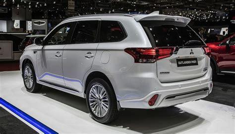 2019 Mitsubishi Outlander Phev Review Hybridcarsnet