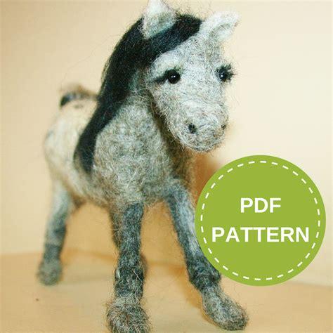 lincolnshire fenn crafts horse  tutorial