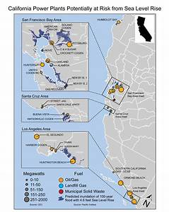 California Power Plants Potentially at Risk from Sea Level ...