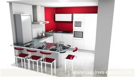 amenager sa cuisine en 3d gratuit créer concevoir sa cuisine en 3d cuisines raison