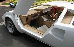 For Sale Lamborghini Countach Kit Car Replica For Sale in