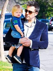 Ben Affleck and son Samuel