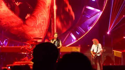 Queen + Adam Lambert - Riffs + Radio Ga Ga - Toronto ...