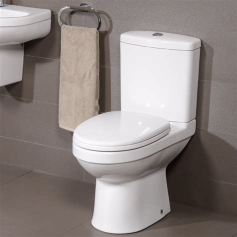 Summit Compact Toilet And Seat