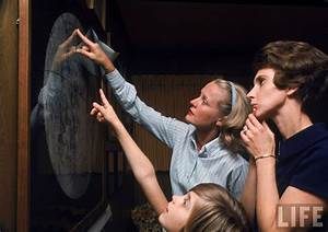 Wives of Apollo 8 Astronauts, 1968 – History By Zim