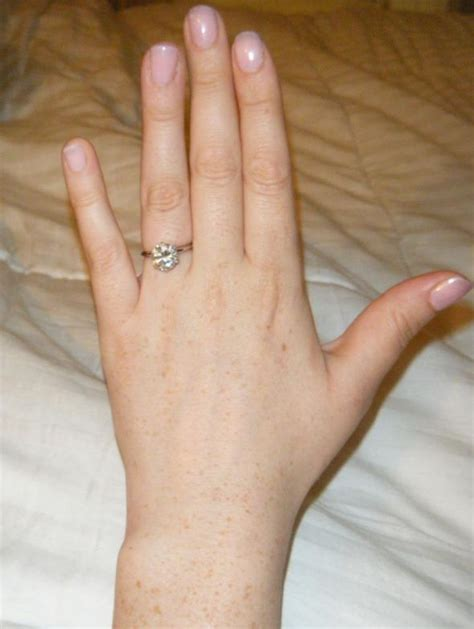dreaming of a 3k engagement ring i was too weddingbee