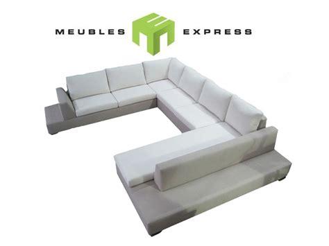 mesure canapé sectionnel sur mesure meubles express