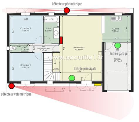 alarme perimetrique exterieure maison d 233 tecteurs ext 233 rieurs pour alarme comparatif securite 1