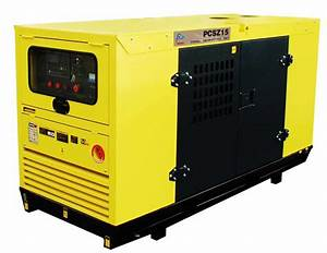China 15kva Canopy Diesel Generator Set (Cummins Engine ...