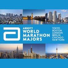 abbott world marathon majors wheelchair series