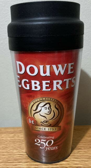 Rombouts italian style dark buy douwe egberts one cup coffee filters arabica gold x10 online from sainsbury's, the same great quality, freshness and choice you'd find in store. Douwe Egbert Travel Coffee Cup Mug   eBay