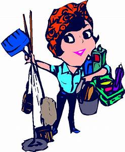 Hospital housekeeping clipart 2 - WikiClipArt