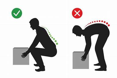 Ergonomi Lifting Heavy Objects Ergonomie Object Posture