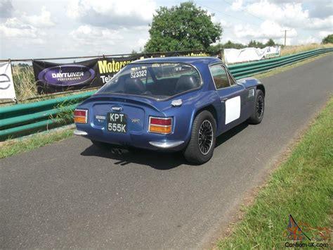 Tvr Tuscan V8 1971, Original Owner Competition History
