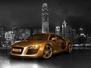 LIke Gold? What About GOLDEN CARS? Enjoy these RICH BOY's ...